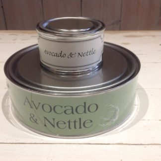 Avocado and Nettle candle large