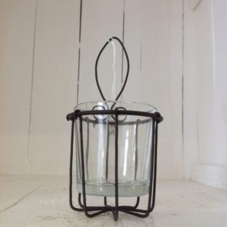 wirework votive - vertical